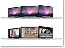 Apple Updates MacBook Pro Family with New Models