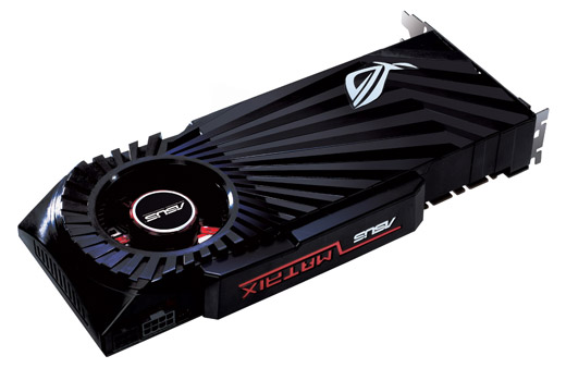 ASUS ROG MATRIX GTX 285