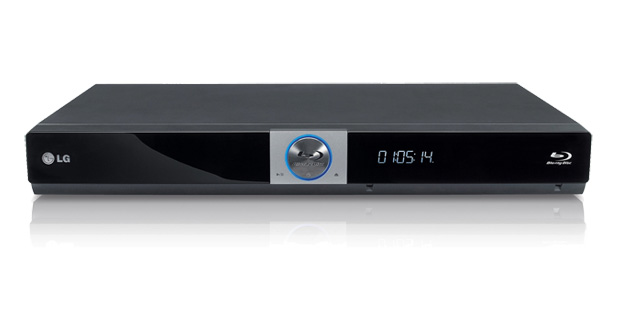 LG BD370 Network Blu-ray Player