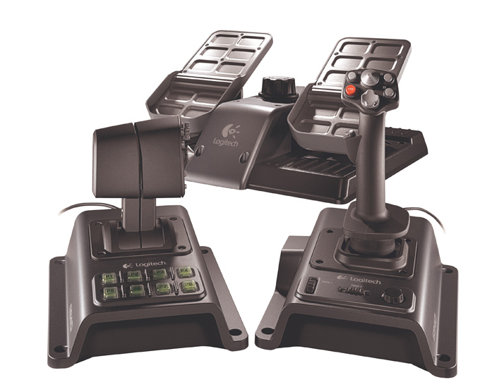 Logitech Flight System G940