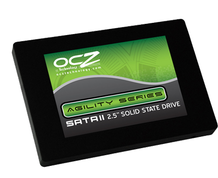 "OCZ Agility Series SATA II 2.5""  SSD"