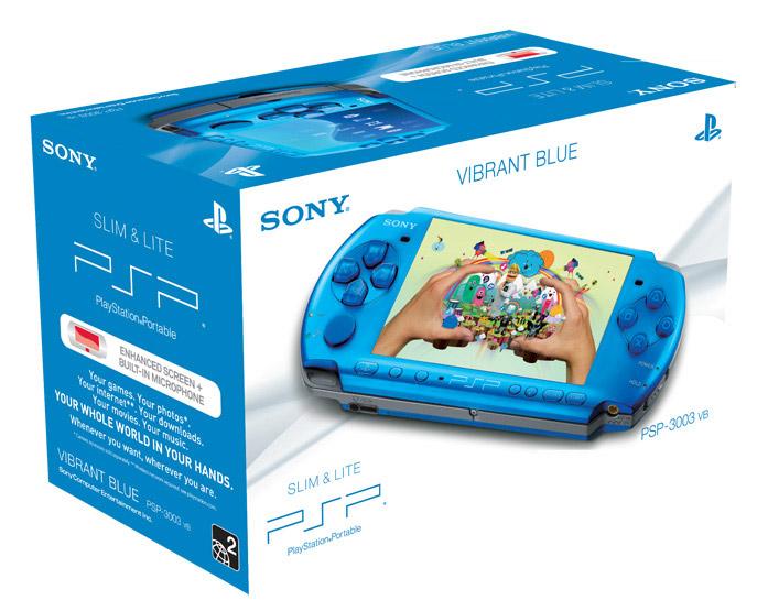 Variant Blue PSP