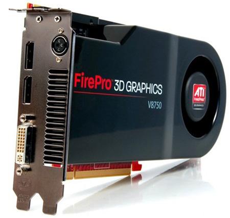 ATI FirePro V8750
