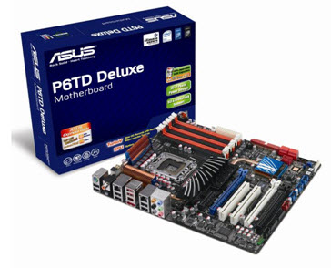Asus P6TD Deluxe