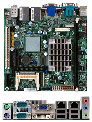 DFI NP100 N16C mainboard