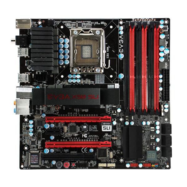 EVGA X58 Micro motherboard