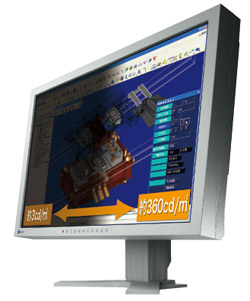 EIZO announces FlexScan S2433W-H 24-inch LCD monitor