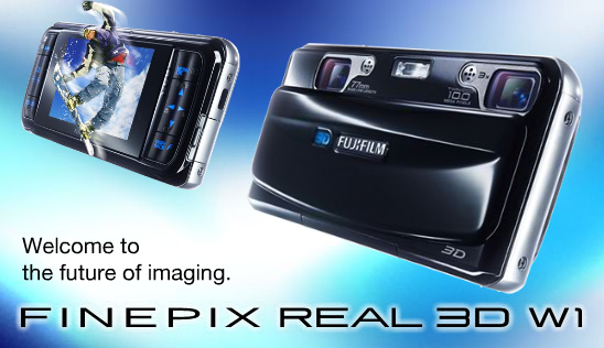 FinePix Real 3 W1
