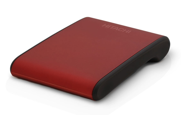 Hitachi SimpleDRIVE Mini Portable USB 2.0 Drive