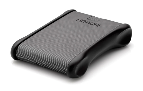Hitachi SimpleTOUGH Portable USB 2.0 Drive