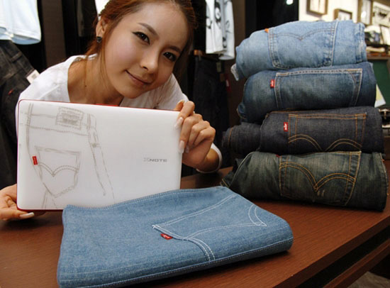 LG Xnote Mini X120 Levi's Special-Edition