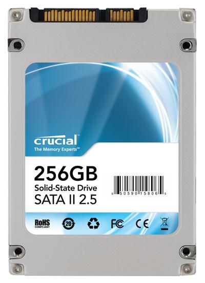 Lexar Crucial M225 SSD 256GB
