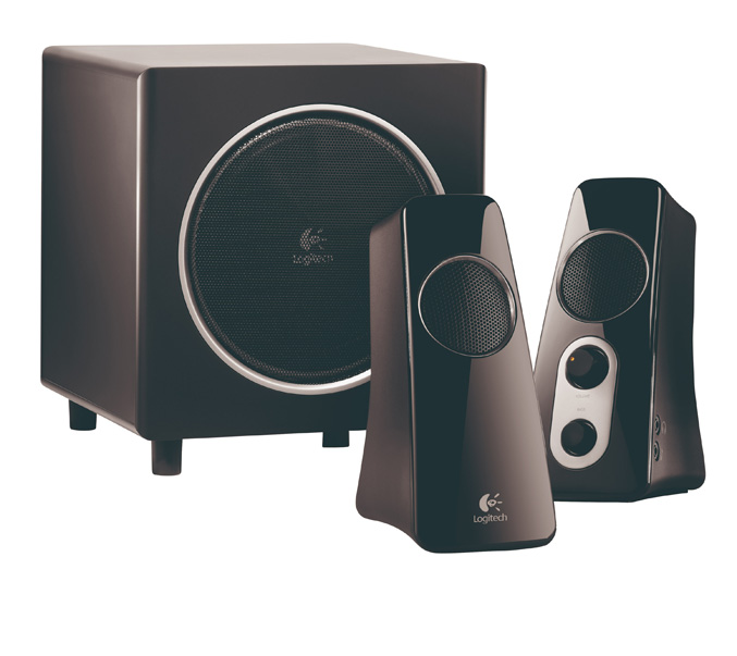 Logitech 360 Degree Sound speakers