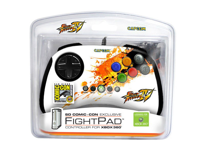 MadCatz Street Fighter IV Fight Pad Xbox360