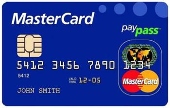 Master Card Paypass