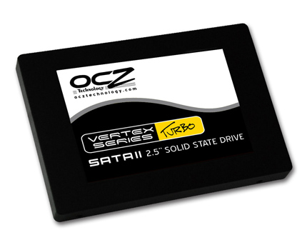 "OCZ Vertex Turbo Series SATA II 2.5"" SSD"