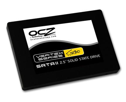 """OCZ Vertex Turbo Series SATA II 2.5"""" SSD"""