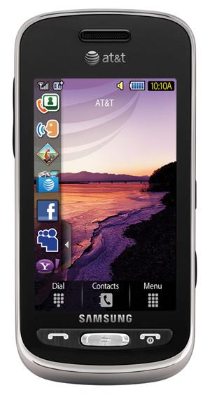 Samsung Solstice (SGH-A887)