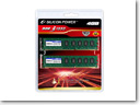 Silicon Power Releases DDR3-1333/1066 Dual Channel Pack