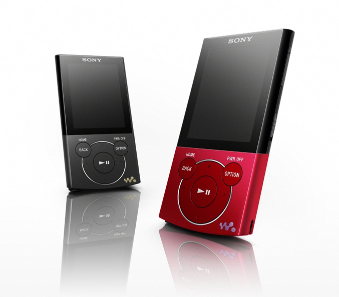 Sony Walkman E Series Video MP3 player