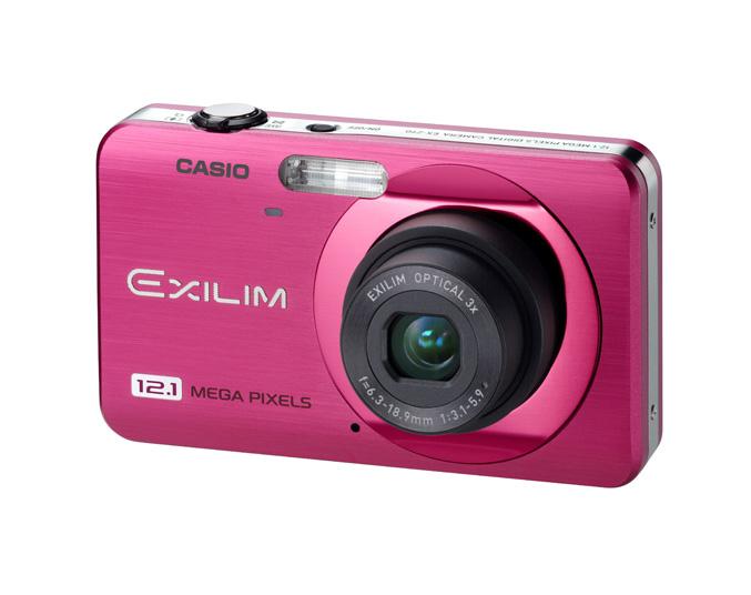 Casio EXILIM EX-Z90 pink