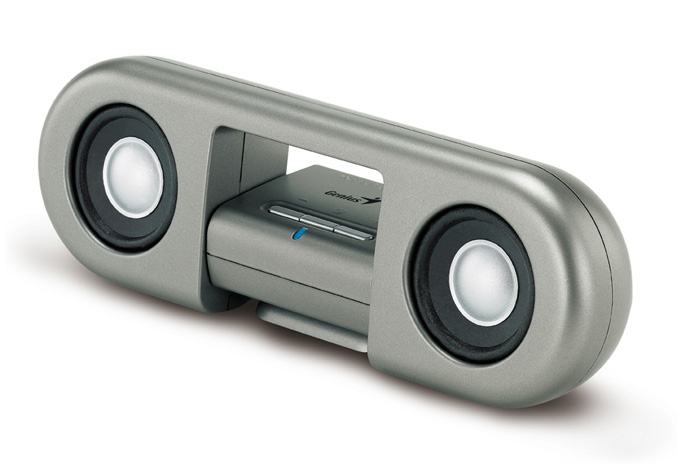 Genius SP-I205U portable usb speakers