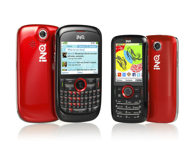 INQ Chat 3G and INQ Mini 3G