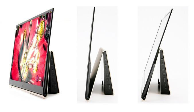 """LG 15"""" OLED TV"""