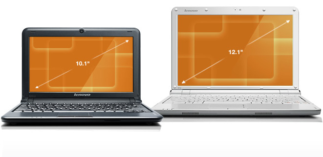 IdeaPad S Series netbook