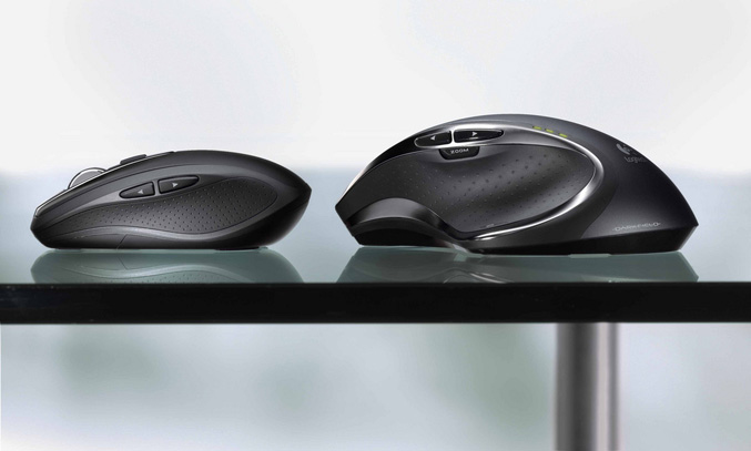 Logitech DARKFIELD FAMILY