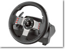 Logitech G27 Racing Wheel with dual-motor force feedback mechanism