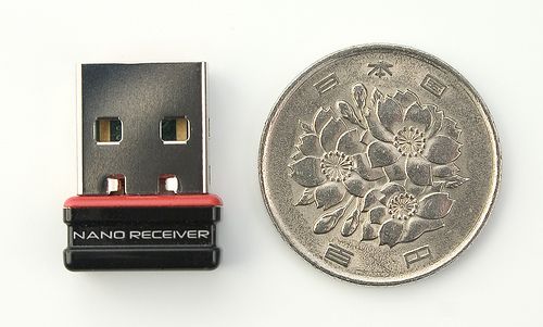 Logitech NANO receiver