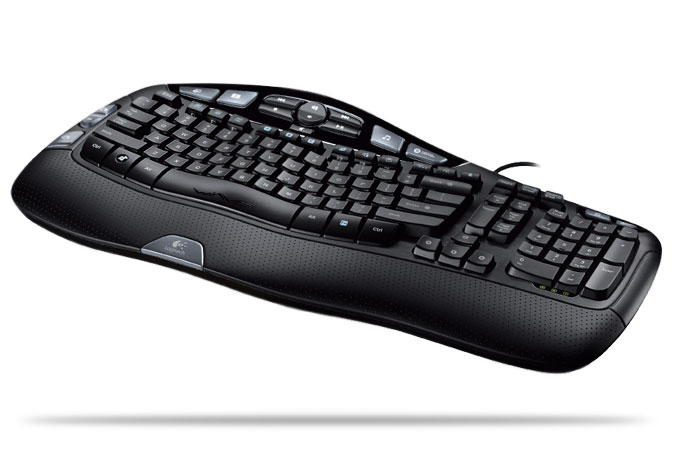 Logitech Wave Keyboard