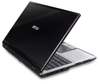 MSI Classic Series Notebook