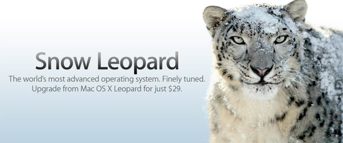 Mac OS Snow Leopard