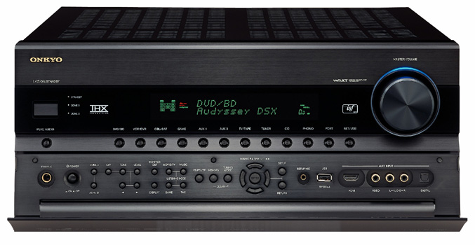 Awesome high-end AV receiver