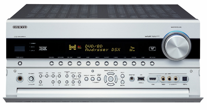 Onkyo launches three new Network AV Receivers