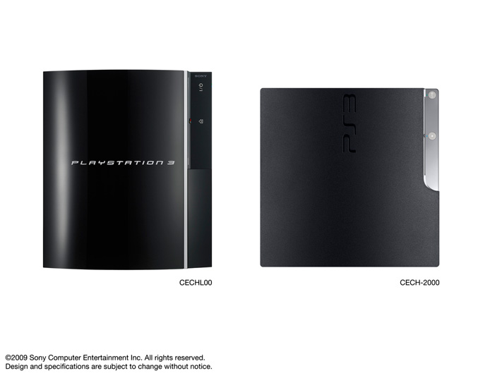 Playstation 3 Slim (CECH-2000A)
