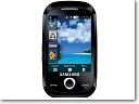 Samsung S3650 Corby touchscreen slider phone