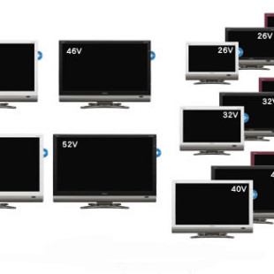 Sharp Introduces 2nd Edition AQUOS DX Series LCD TV with Built-In Blu-ray Disc Recorder