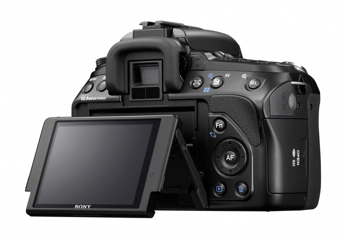 Sony ALPHA DSLR A500
