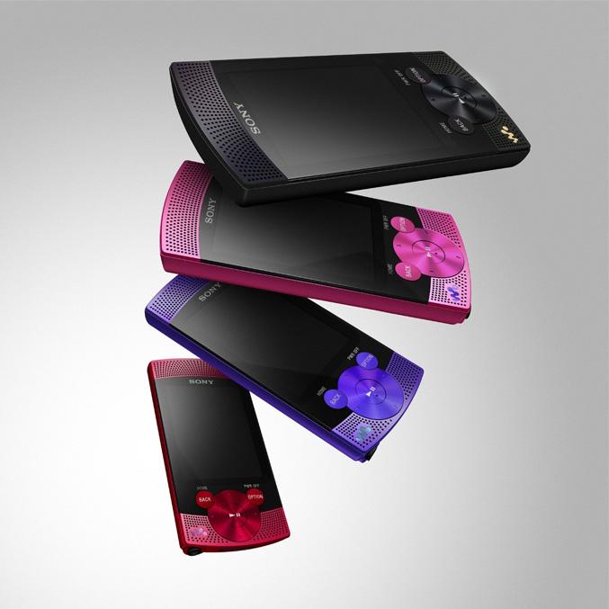 Sony WALKMAN S540 series