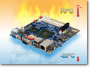 VIA announced the EPIA N700-10EW Nano-ITX board for extreme environments
