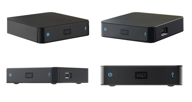 WD TV Mini Media Player