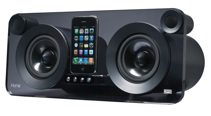 iHome iP1 Speaker System