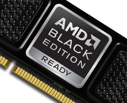AMD Black edition logo