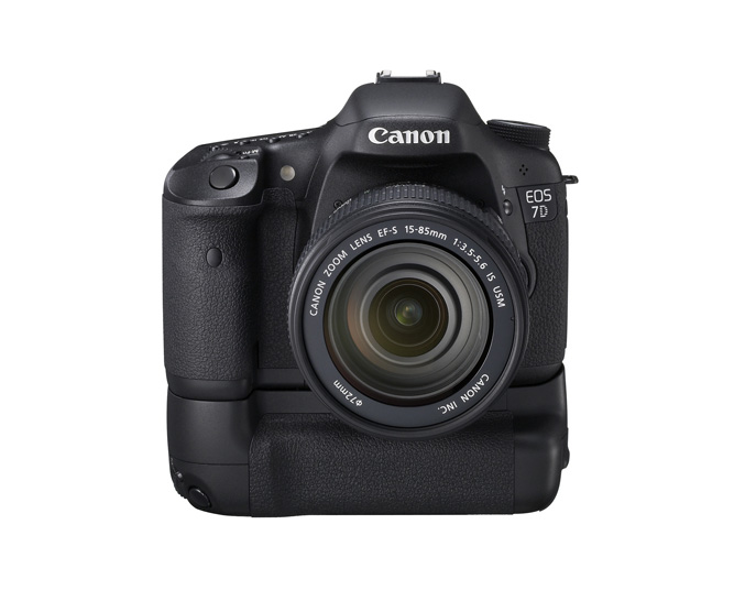 Canon EOS-7D with WFT-E5A