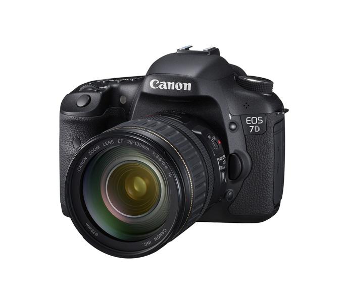 Canon EOS-7D