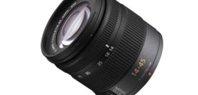 Lumix G standard zoom lens H-FS014045