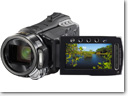 JVC Launches New HD Everio Memory Camera